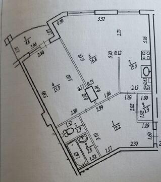 Продается 2х-комнатная квартира, ул. Российская, д. 25, около рынка Ур - Фото 5
