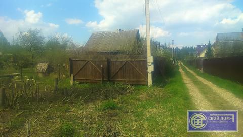 Участок недорого 6 соток в СНТ Турист Волоколамского района - Фото 4