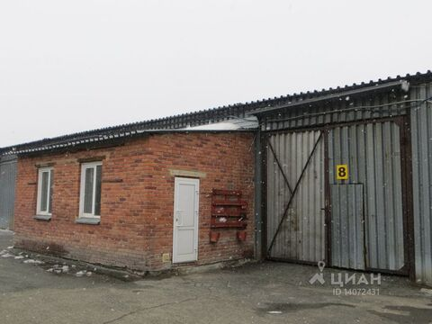 Аренда склада, Челябинск, Улица 2-я Базовая - Фото 2