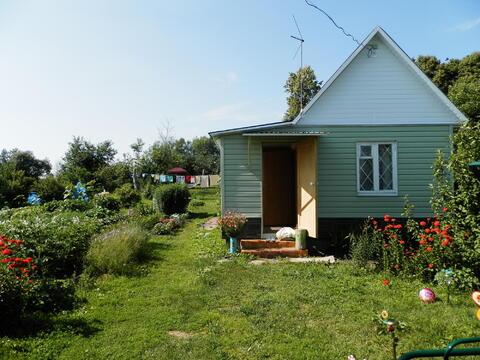 Дом 60 кв.м с ex 18 сот. в селе Машково, Ясногорский р-н - Фото 1