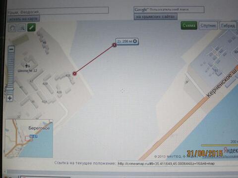 Недорогой участок 18 соток в г. Феодосия в 550м. от Черного моря - Фото 3