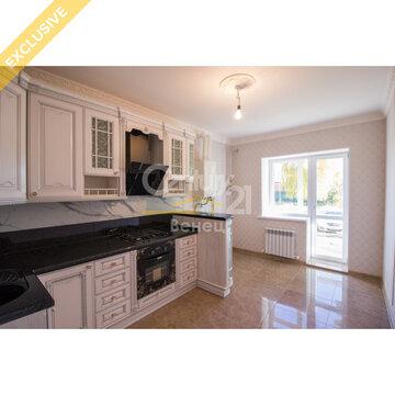 Продается 2-комнатная квартира по адресу: ул. Циолковского, д. 25 - Фото 1