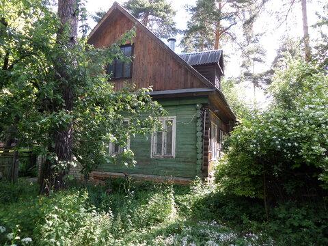 Участок с домом в г.Королев - Фото 1