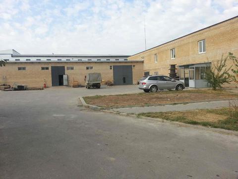 Производственно-складское помещение 850 кв.м. на 20 сотках - Фото 1