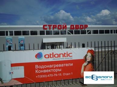 Продажа торгового помещения, Тамбов, Ул. Елецкая - Фото 1