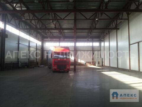 Аренда помещения пл. 450 м2 под склад, производство, , офис и склад . - Фото 1