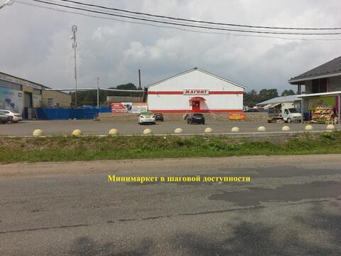 Участок 12 сот. у д. Большие горки, Ломоносовский район, Ропшинское . - Фото 3