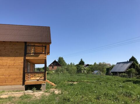 Новый дом в жилой деревне рядом Заповедной территорией - Фото 3