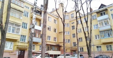 Продается 3-комнатная квартира 52 кв.м. этаж 2/5 ул. Ленина - Фото 2