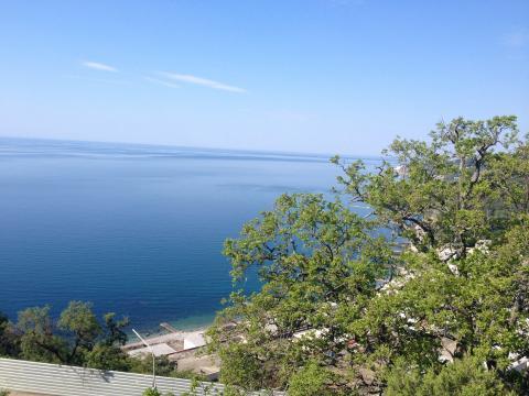 10 соток с панорамным видом на море и Айпетри 5 мин от моря - Фото 4
