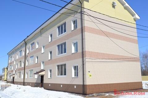 Продается 2-комнатная квартира в Солнечном городе, дом 38 - Фото 1