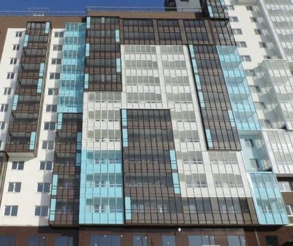 Продажа 2-комнатной квартиры, 55 м2, Комендантский проспект, д. 69 - Фото 1
