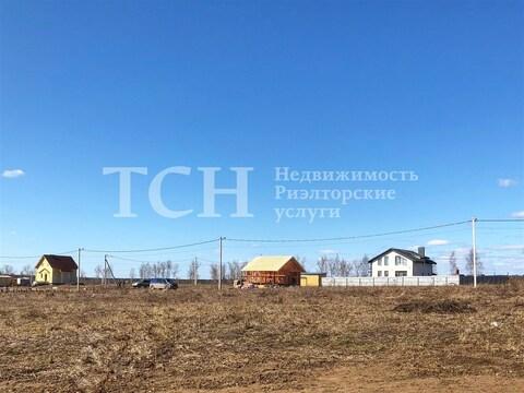 Участок, Пушкинский, кп Левково-3 - Фото 1