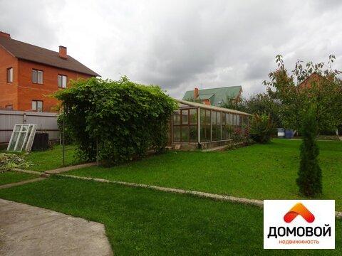 3-х уровневый кирпичный дом 300 кв.м, в Серпуховском районе в деревне - Фото 4
