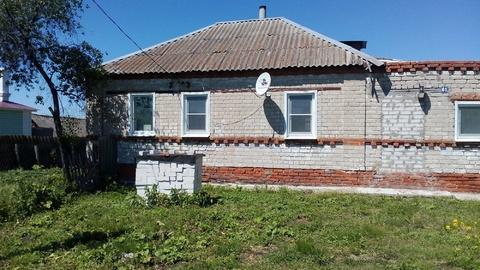 Дом 63,3 кв.м в хорошие, заботливые руки (на реке Дон) - Фото 1