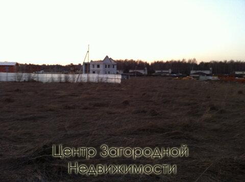 Участок, Новорижское ш, Волоколамское ш, 32 км от МКАД, Петровское . - Фото 3
