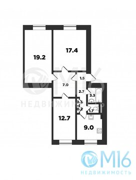 Отличное предложение: 3-комнатная квартира в самом сердце Петербурга! - Фото 2