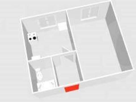 1 420 000 Руб., Продажа однокомнатной квартиры на улице Худайбердина, 101 в ., Купить квартиру в Стерлитамаке по недорогой цене, ID объекта - 320177922 - Фото 1