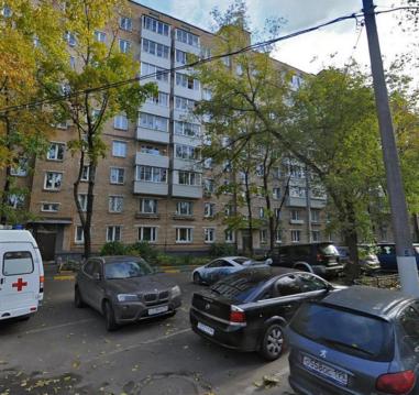 Продается 1-комнатная квартира г. Москва, Симоновский вал, д.8 - Фото 3