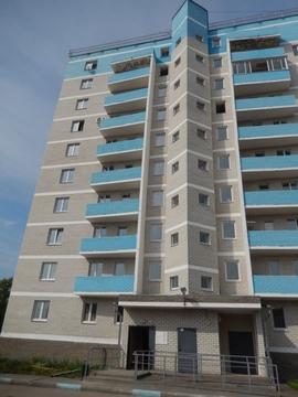 Квартира 43.2 м2, 9/10 эт. дома в Электрогорске - Фото 1