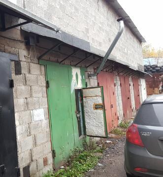 """Гараж 21 кв.м в Подольск. ГСК """"Рассвет"""" - Фото 3"""