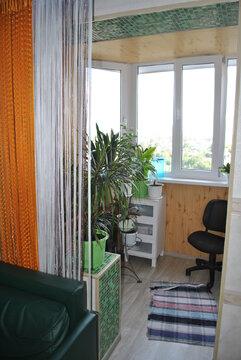 Двухкомнатная квартира, с мебелью и хорошим ремонтом, Текстильщиков 31 - Фото 5