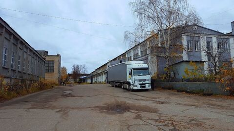Аренда производственно-складского цеха 5,6 тыс кв.м в Иваново - Фото 2