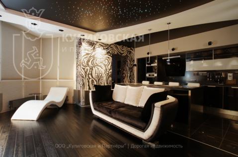 Продам дизайнерскую квартиру в центре Екатеринбурга - Фото 1