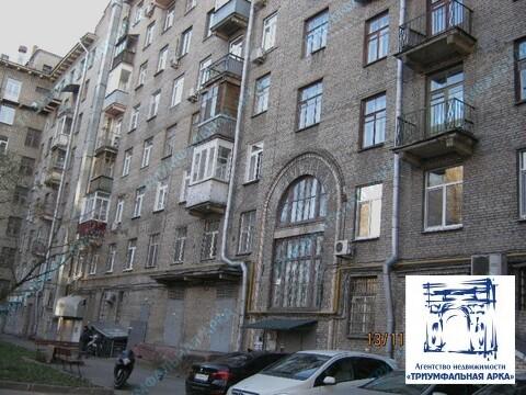 Продажа квартиры, м. Беговая, Ул. Беговая - Фото 1