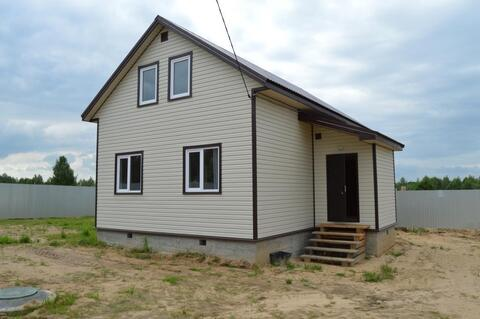 Продам 2-х этажный дом в деревне Фенино - Фото 1