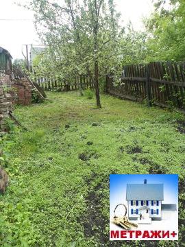 Участок с фундаментом, кап. гаражом и баней в Камышлове - Фото 2