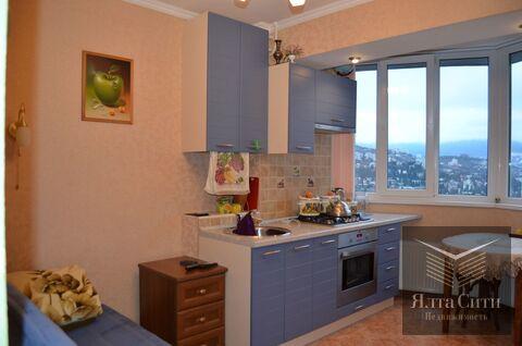 """1-комнатная квартира в Ялте, новый дом, ск """"Консоль"""", ул.Горького - Фото 4"""