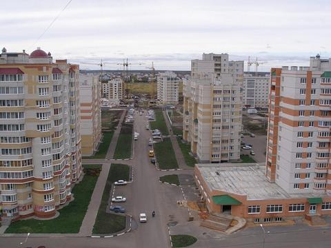 Продаю 3-комн. квартиру 82.08 кв.м, Купить квартиру в Тамбове по недорогой цене, ID объекта - 322997905 - Фото 1