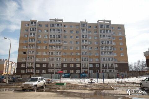 1к.квартира в Новом городе в строящемся доме, степень готовности 90%. - Фото 1