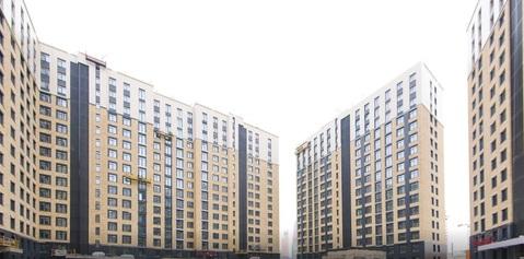 """ЖК """"Only""""-апартамент 93,07кв.м. с отделкой, 3 спальни и кухня-гостиная - Фото 2"""