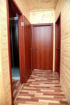 Готовый дом 100 кв.м. с участком 6 соток д.Ходаево Чеховский район - Фото 3