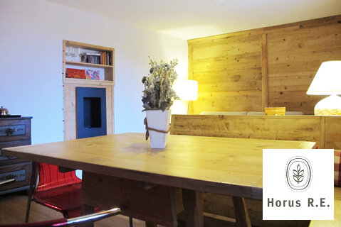 Комфортная квартира-студия в Трентино-Альто Адидже - Фото 1