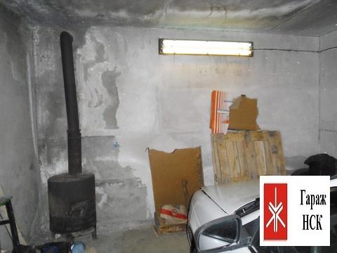 Сдам капитальный гараж, ГСК Звезда № 119, Академгородок, ул. Иванова 4 - Фото 2