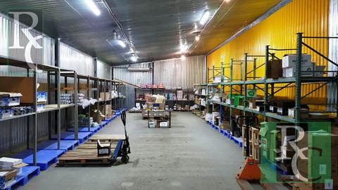 Аренда теплого склада 300 кв.м. около Фуршета на Руднева. - Фото 4
