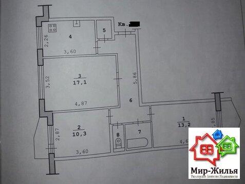 Продажа квартиры, Волгоград, Улица 8-й Воздушной Армии - Фото 5