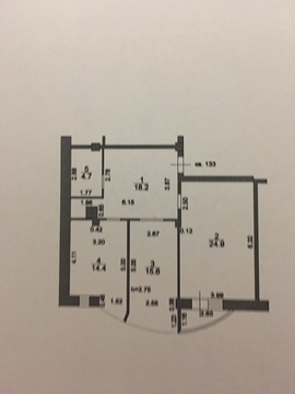 Квартиры, ул. Оранжерейная, д.22 к.2 - Фото 1