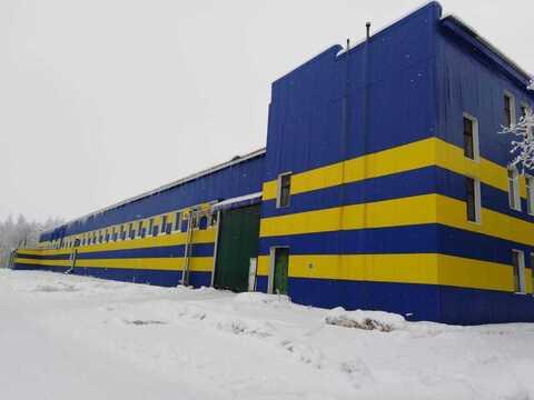 Аренда Производственного помещения, 1200 м2 - Фото 1