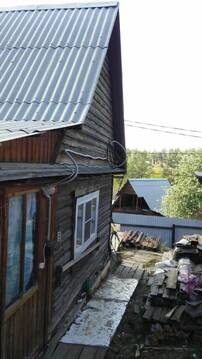 Продается дом в СНТ Колобок, 4й км. дороги на Мельничную Падь - Фото 1