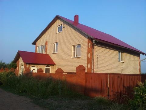 Продам Коттедж 200кв.м с.Юськи 15км. - Фото 1