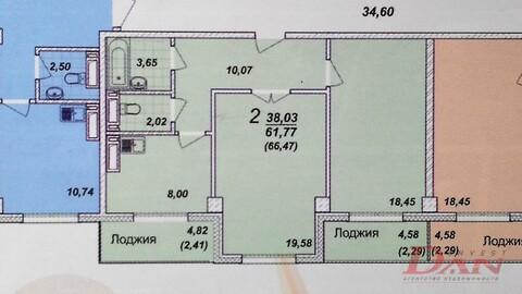 Квартира, ул. Братьев Кашириных, д.72 - Фото 2