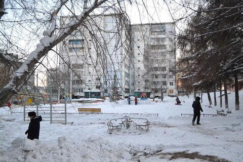 4-ех к.кв. м-н Первомайский,16 - Фото 1