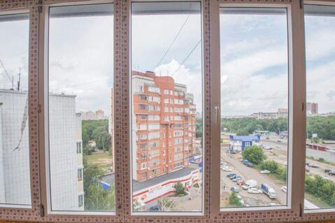 1-комнатная квартира 38 кв.м. 9/10 пан на проспект Победы, д.39 - Фото 3