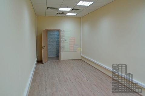 Офис 28,6м в БЦ у метро, юридический адрес предоставляется - Фото 3
