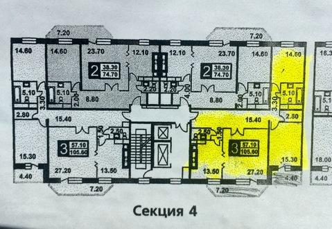 Продается 3-х к.кв, г. Москва, ул. Столетова, д.19 - Фото 3