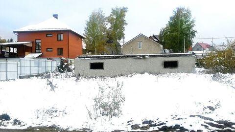Продажа участка, Новосибирск, м. Золотая Нива, 9-й Калужский переулок - Фото 1